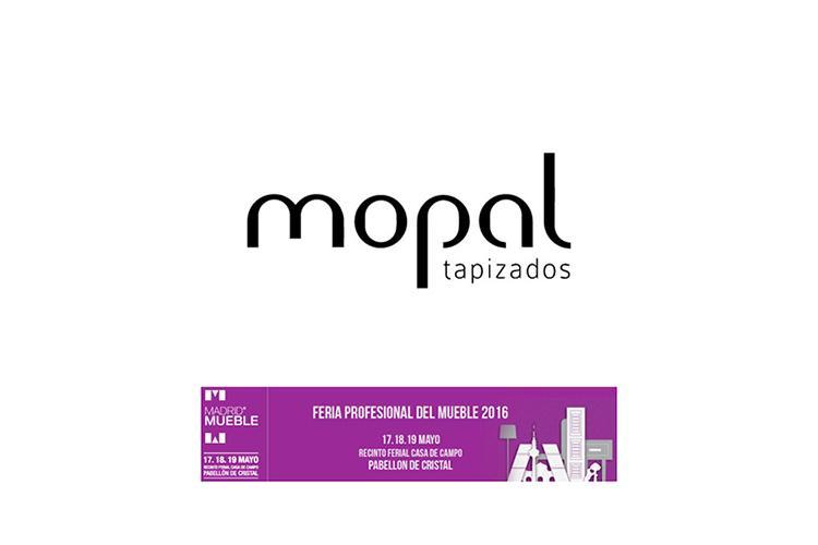 MOPAL TAPIZADOS EN LA FERIA PROFESIONAL DE MADRID