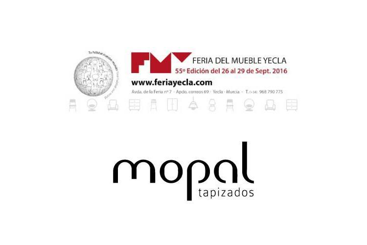 MOPAL TAPIZADOS EN LA FERIA DE YECLA 2016
