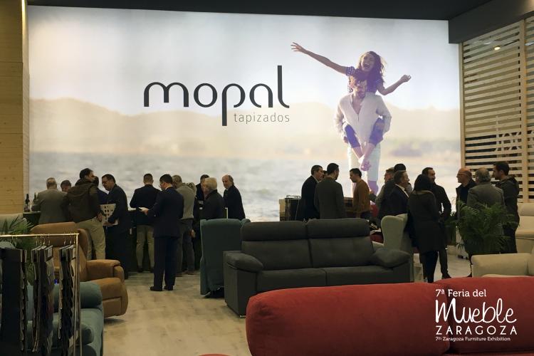 Mopal en la Feria del mueble de Zaragoza 2020